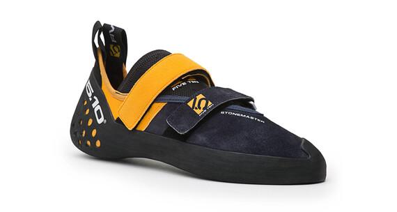Five Ten Wall Master Shoes Men Semi Solar Gold/Midnight Grey